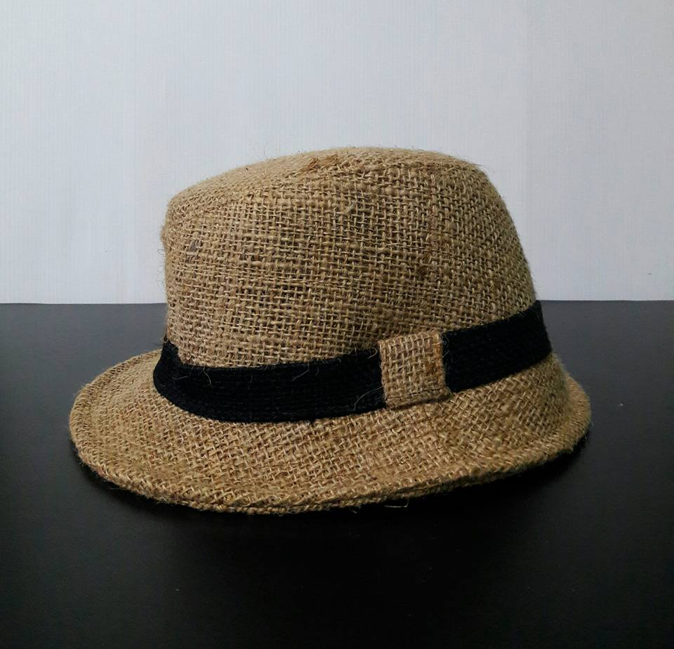 Bucket-sackcloth-Brown